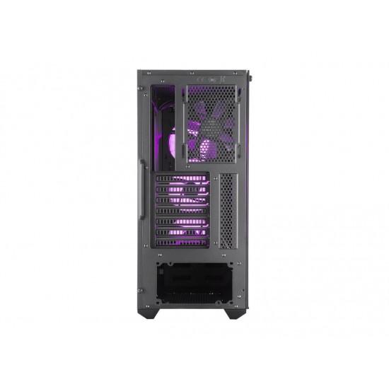 COOLER MASTER MasterBox MB520 RGB MCB-B520-KGNN-RGB Black Steel / Plastic / Tempered Glass ATX Mid Tower Computer Case