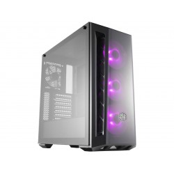 COOLER MASTER MasterBox MB520 RGB MCB-B520-KGNN-RGB Black Steel / Plastic / Tempered Glass ATX Mid Tower Computer Case