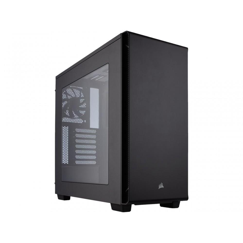 Corsair Carbide Series 270R Black Steel Windowed ATX Mid Tower Case