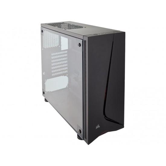 Corsair Carbide Series SPEC-05 CC-9011138-WW Black Steel, Plastic, Acrylic ATX Mid Tower Gaming Case