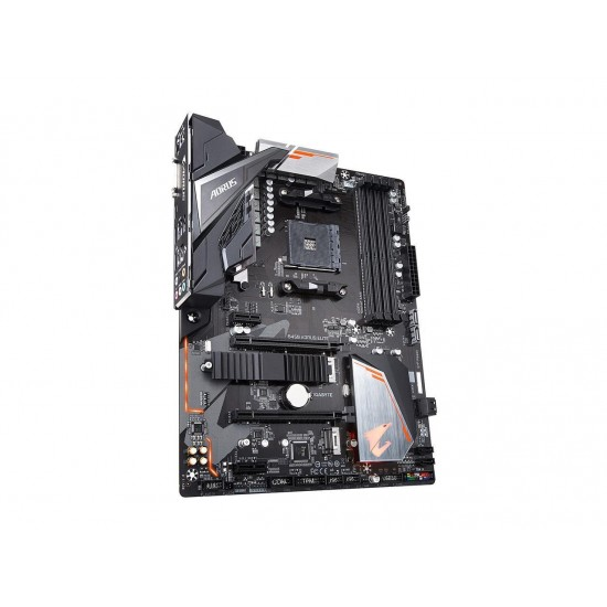 GIGABYTE B450 AORUS ELITE AM4 AMD B450 SATA 6Gb/s USB 3.1 HDMI ATX AMD Motherboard