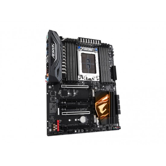 GIGABYTE X399 AORUS PRO sTR4 AMD X399 SATA 6Gb/s USB 3.1 ATX AMD Motherboard