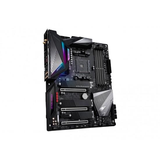 GIGABYTE X570 AORUS MASTER AMD Ryzen 3000 PCIe 4.0 SATA 6Gb/s USB 3.2 AMD X570 ATX Motherboard