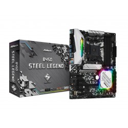 ASRock B450 Steel Legend AM4 AMD