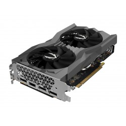 ZOTAC GAMING GeForce GTX 1660 Ti AMP 6GB GDDR6 192-bit Gaming Graphics Card, Super Compact, IceStorm 2.0 Cooling - ZT-T16610D-10M