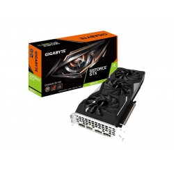 GIGABYTE GeForce GTX 1660 Ti GAMING OC 6G Graphics Card, 3 x WINDFORCE Fans, 6GB 192-Bit GDDR6, GV-N166TGAMING OC-6GD Video Card