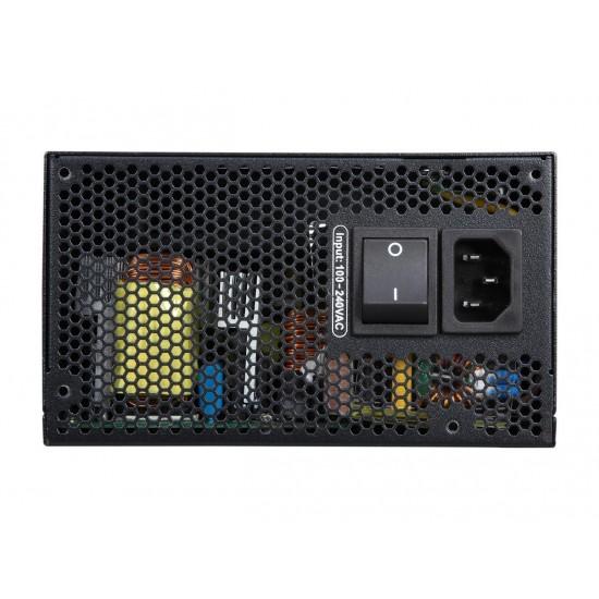 SeaSonic Platinum-1200(SS-1200XP3) 1200W ATX12V / EPS12V 80 PLUS PLATINUM Certified SLI Ready CrossFire Ready Full Modular Power Supply
