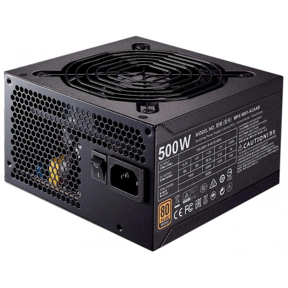 Cooler Master MWE 500 PSU 80 Plus