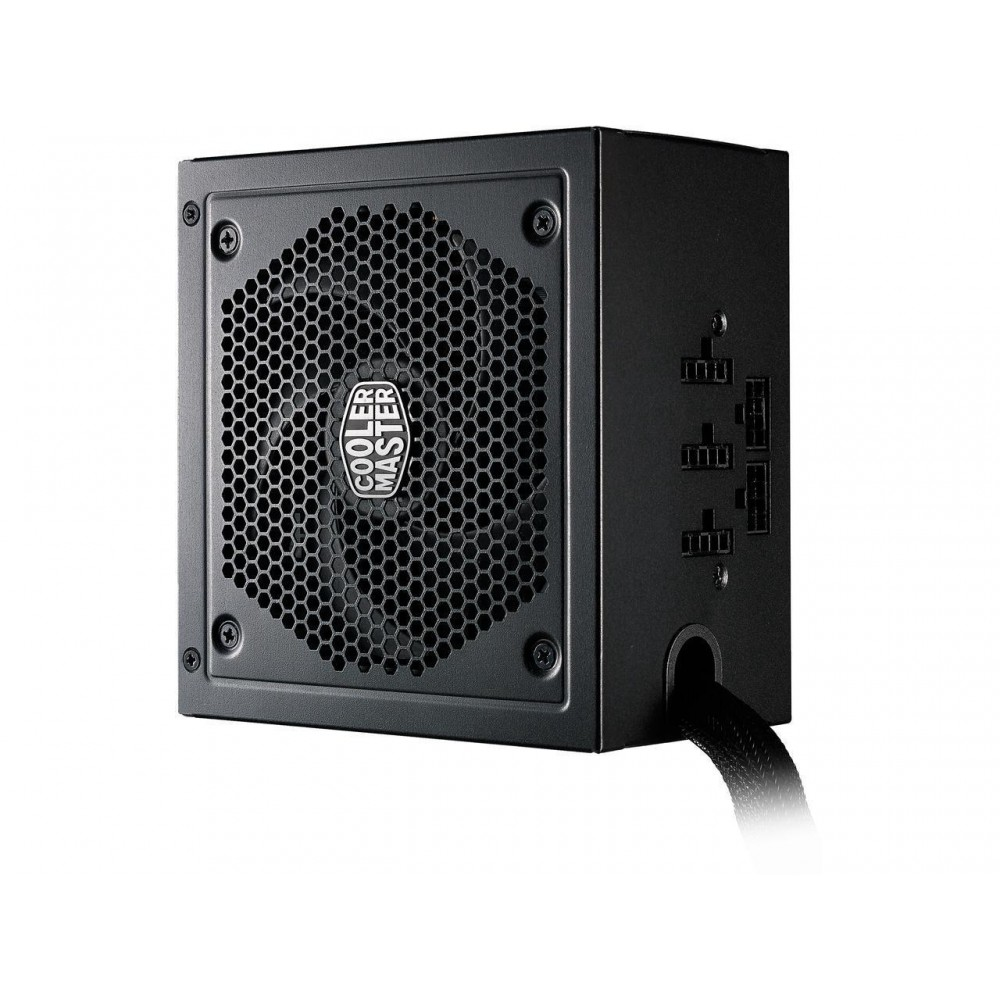 Cooler Master MasterWatt 750 Watt Semi-fanless Modular 80 PLUS Bronze Certified Power Supply