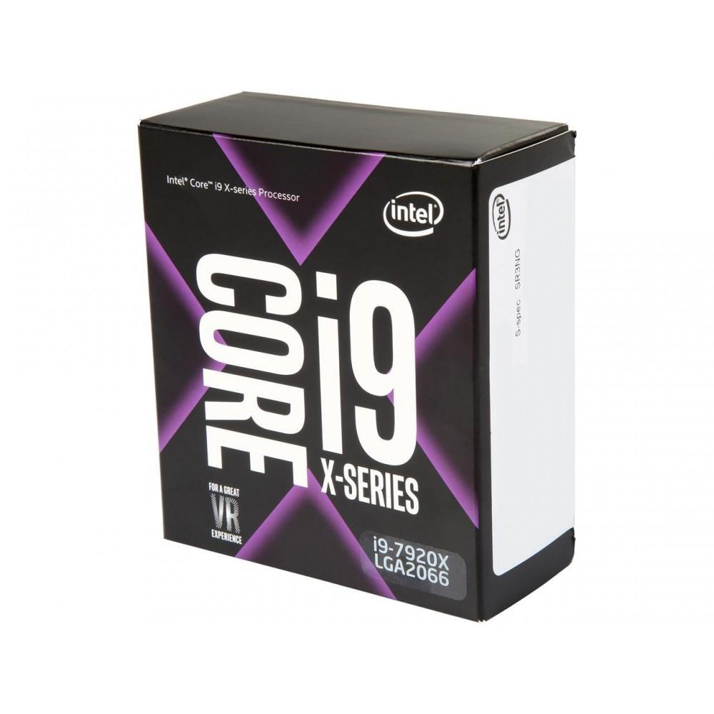 Intel Core i9-7920X Skylake X 12-Core 2.9 GHz LGA 2066 140W BX80673I97920X Desktop Processor