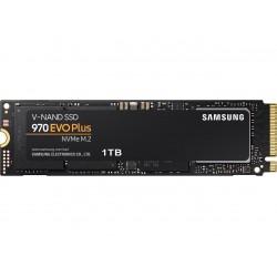 SAMSUNG 970 EVO PLUS M.2 2280 1TB PCIe Gen 3.0 x4, NVMe 1.3 V-NAND 3-bit MLC Internal Solid State Drive (SSD) MZ-V7S1T0B/AM