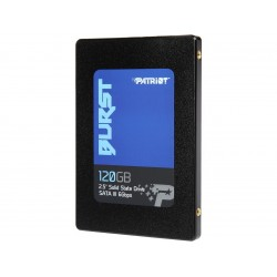 "Patriot Burst 2.5"" 120GB SATA III Internal Solid State Drive (SSD) PBU120GS25SSDR"