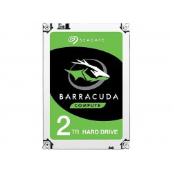 "Seagate BarraCuda 2TB 64MB 3.5"" Hard Drive"