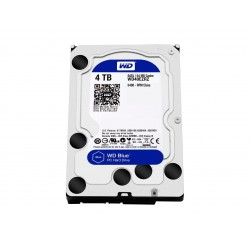 Western Digital (WD) Blue WD40EZRZ 4TB SATA 6.0Gb/s HDD