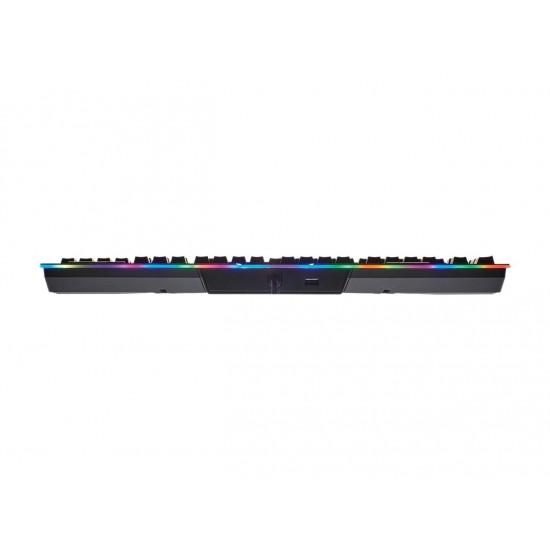 Corsair K95 RGB PLATINUM Mechanical Gaming Keyboard, Cherry MX Speed, Backlit RGB LED, Black