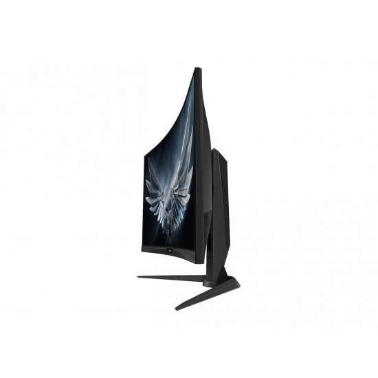"AORUS CV27F 27"" 165Hz 1080P 1500R FreeSync Gaming Monitor, Exclusive Built-in ANC, 1920x1080 Display, 1 ms Response Time, HDR, 90% DCI-P3, 1x Display Port 1.2, 2X HDMI 2.0, 2X USB 3.0"