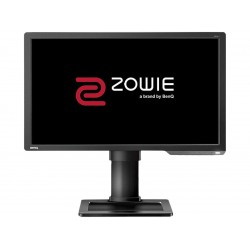 "BenQ ZOWIE XL Series XL2411P Dark Gray 24"" 1ms (GTG) HDMI Widescreen LED Backlight LCD Monitor 350 cd/m2 DCR 12,000,000:1 (1,000:1)"