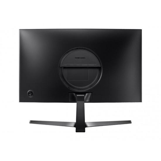 "Samsung C24RG50 24"" FHD 1920 x 1080 Resolution 4ms 144Hz HDMI DisplayPort Curved Gaming Monitor"