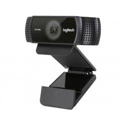 Logitech C922x Pro Stream Webcam 1080P Camera for HD Video Streaming & Recording at 60Fps (960-001176)