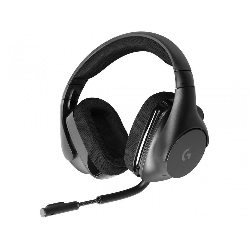 Logitech G533 Gaming Headset (kabelloser DTS 7.1 Surround Sound