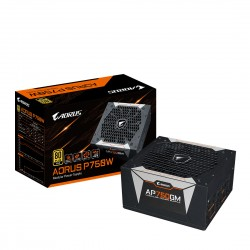 AORUS P750W 750 Watt 80+ GOLD Fully Modular PSU/Power Supply