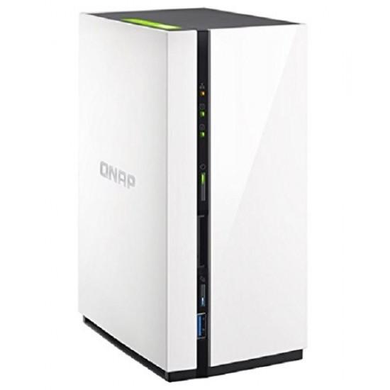 QNAP TAS-268 16TB SATA 3Gb/s Network Attached Storagen