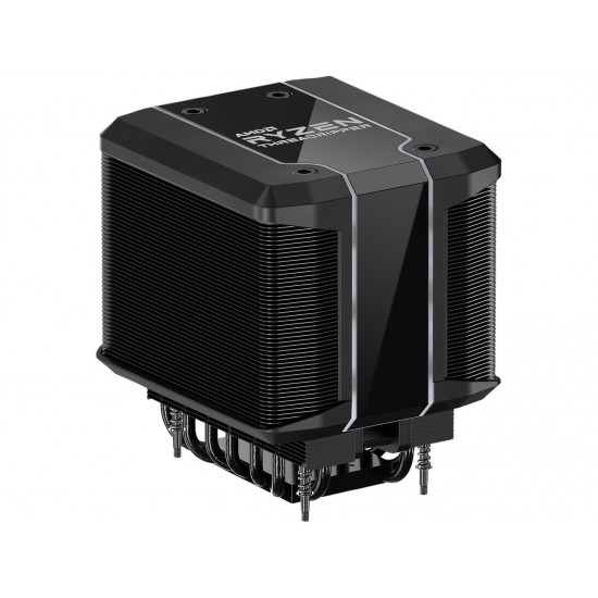 Cooler Master AMD Wraith Ripper, Seven Heatpipe, Dual Heatsink, Designed for The Threadripper