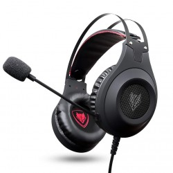 NUBWO N2 Stereo Gaming Headset LED Headband Headphone Microphone USB for PC X9L7