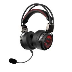 XPG Precog Gaming Headset with Mic Hi-Fidelity Dual Drivers 7.1 Virtual Surround Sound (XPG Precog)
