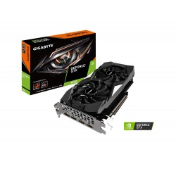 GIGABYTE GeForce GTX 1650 WINDFORCE OC 4G Graphics Card, 2 x WINDFORCE Fans, 4GB 128-Bit GDDR5, GV-N1650WF2OC-4GD Video Card