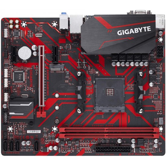 Gigabyte B450M GAMING (Socket AM4/B450/DDR4/S-ATA 600/Micro ATX)