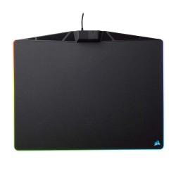 CORSAIR MM800 Polaris RGB Mouse Pad - 15 RGB LED Zones - USB Passthrough - High-Performance Mouse Pad Optimized for Gaming Sensors