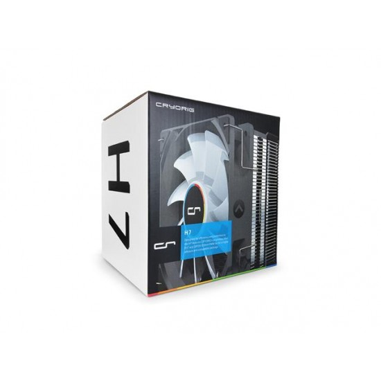 CRYORIG H7 With QF120 CPU Cooler