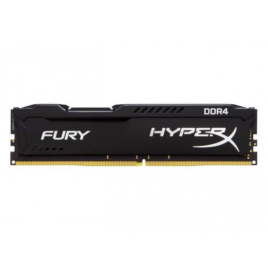 HyperX FURY 8GB 288-Pin DDR4 SDRAM DDR4 3200 (PC4 25600) Desktop Memory Model HX432C18FB2/8