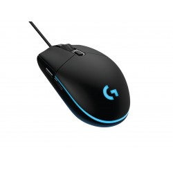 Gaming Mouse,Logitech G203 Prodigy RGB Wired Gaming Mouse, On-The-Fly 200-6000 DPI, Up to 8x faster than standard mice, Customizable lighting from 16.8 million colors, 6 programmable buttons