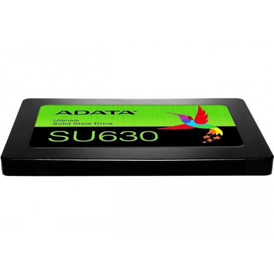 ADATA Ultimate SU630 240GB 3D QLC NAND SATA 2.5 Inch Internal SSD (ASU630SS-240GQ-R)