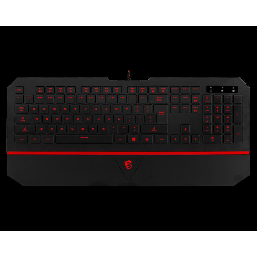 MSI Interceptor DS4100 Gaming Keyboard