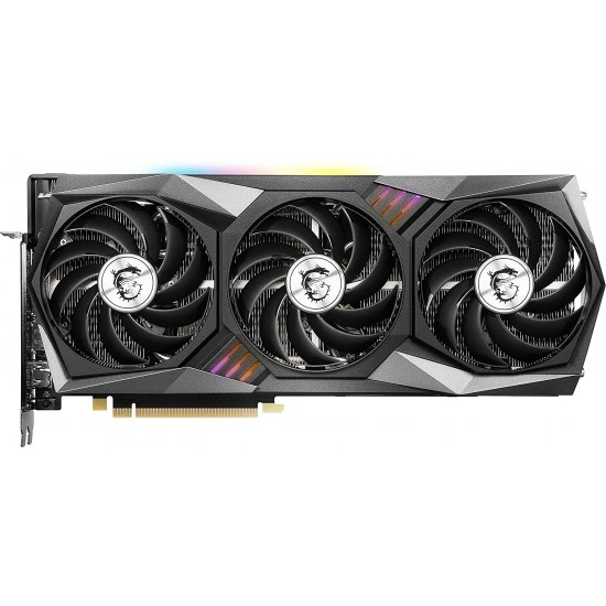 MSI Gaming GeForce RTX 3060 Ti 8GB GDRR6 256-Bit HDMI/DP Tri-Frozr 2 TORX Fan 4.0 Ampere Architecture RGB OC Graphics Card (RTX 3060 Ti Gaming X Trio)